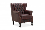 Inverness wingchair oxblod