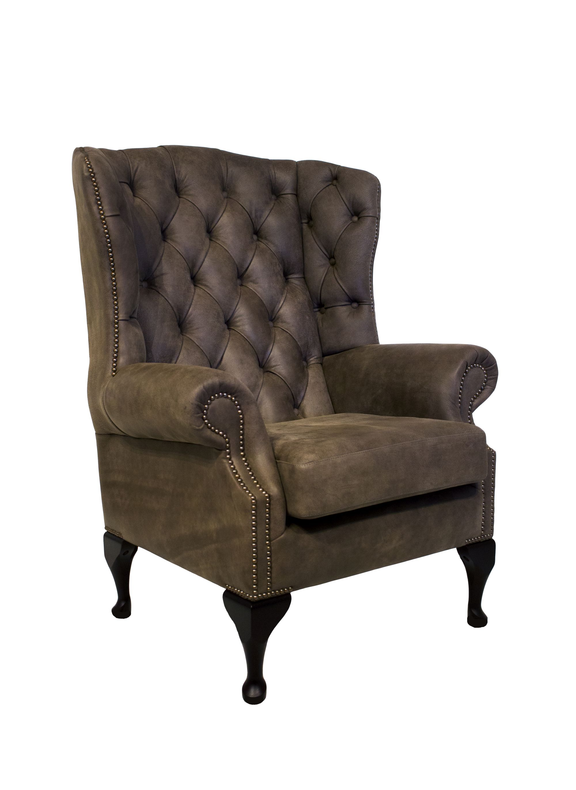LORD II BIG WINGCHAIR i gruppen Chesterfield / Chesterfield fåtöljer hos HolyHome (LORDII_BIG_WING)
