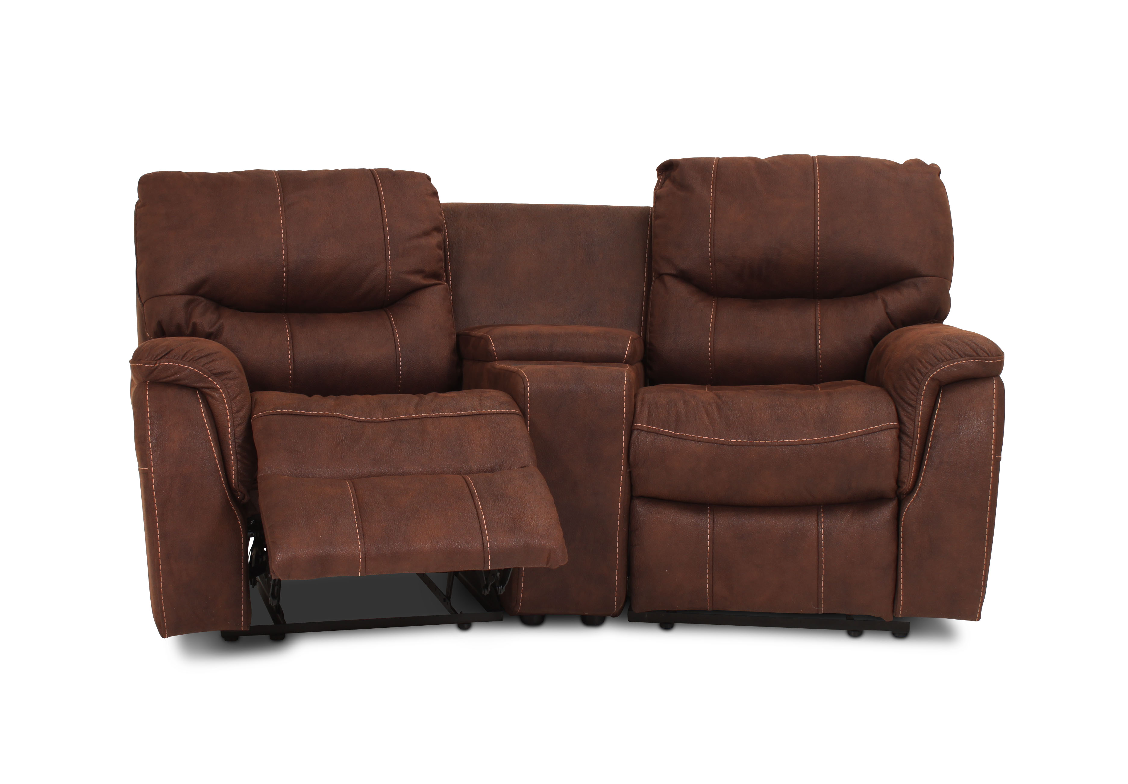 Colorado Recliner 2:a brun