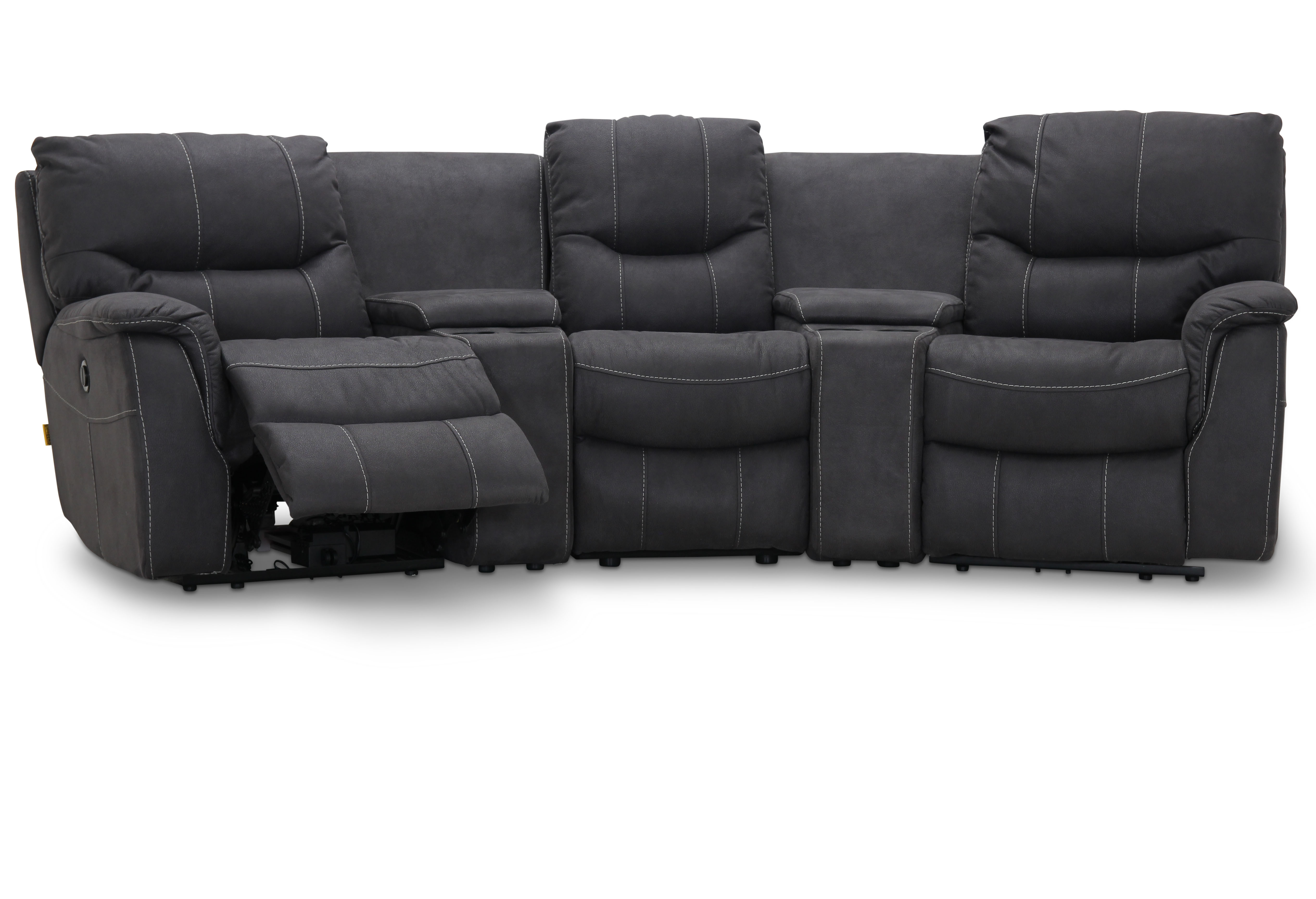 Colorado Recliner Bio 3-sits