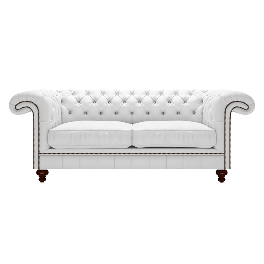 ALLINGHAM CHESTERFIELD 3-SITS BIRCH WHITE