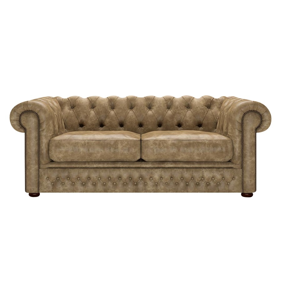 Shackleton Chesterfield 3-sits Etna Beige